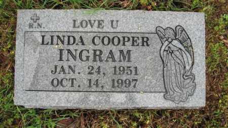 INGRAM, LINDA - Marion County, Arkansas   LINDA INGRAM - Arkansas Gravestone Photos