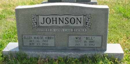 "JOHNSON, WILLIAM ""BILL"" - Marion County, Arkansas 