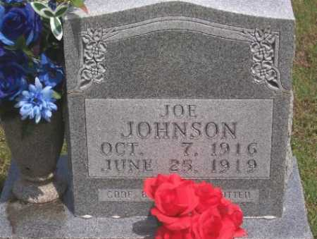 "JOHNSON, JOSEPH ""JOE"" - Marion County, Arkansas 