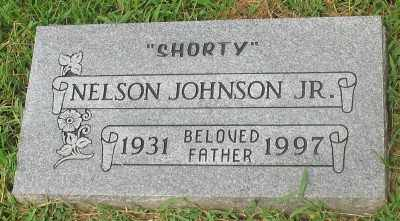 JOHNSON, JR., NELSON - Marion County, Arkansas | NELSON JOHNSON, JR. - Arkansas Gravestone Photos