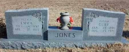 JONES, CLAY - Marion County, Arkansas | CLAY JONES - Arkansas Gravestone Photos