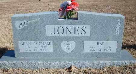 JONES, GEAN - Marion County, Arkansas | GEAN JONES - Arkansas Gravestone Photos