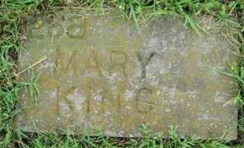 KING, MARY - Marion County, Arkansas | MARY KING - Arkansas Gravestone Photos
