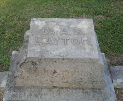 LAYTON SR., AUGUSTUS SLAUGHTER - Marion County, Arkansas   AUGUSTUS SLAUGHTER LAYTON SR. - Arkansas Gravestone Photos