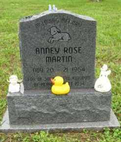 MARTIN, ANNEY ROSE - Marion County, Arkansas | ANNEY ROSE MARTIN - Arkansas Gravestone Photos
