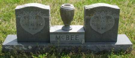 MCBEE, THELMA R. - Marion County, Arkansas | THELMA R. MCBEE - Arkansas Gravestone Photos