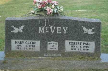 MCVEY, ROBERT PAUL - Marion County, Arkansas | ROBERT PAUL MCVEY - Arkansas Gravestone Photos