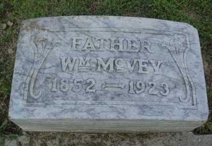 MCVEY, WILLIAM - Marion County, Arkansas | WILLIAM MCVEY - Arkansas Gravestone Photos