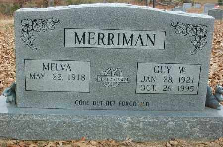 MERRIMAN, GUY W. - Marion County, Arkansas | GUY W. MERRIMAN - Arkansas Gravestone Photos