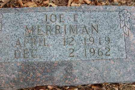 MERRIMAN (2), JOE F. - Marion County, Arkansas | JOE F. MERRIMAN (2) - Arkansas Gravestone Photos