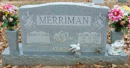 MERRIMAN, JASON HEATH - Marion County, Arkansas | JASON HEATH MERRIMAN - Arkansas Gravestone Photos
