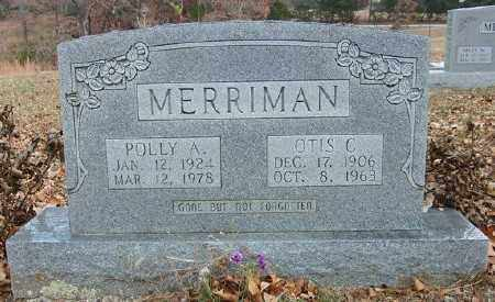 MERRIMAN, POLLY A. - Marion County, Arkansas | POLLY A. MERRIMAN - Arkansas Gravestone Photos
