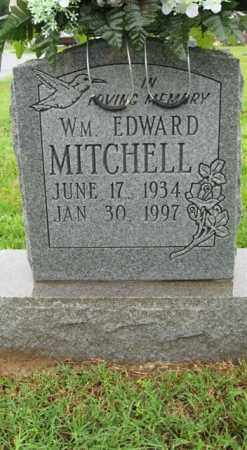 MITCHELL, WILLIAM EDWARD - Marion County, Arkansas | WILLIAM EDWARD MITCHELL - Arkansas Gravestone Photos