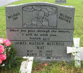 "MITCHELL, JAMES MATHEW ""MAT"" - Marion County, Arkansas 