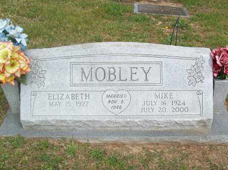 MOBLEY, MIKE - Marion County, Arkansas | MIKE MOBLEY - Arkansas Gravestone Photos