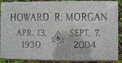 MORGAN, HOWARD R. - Marion County, Arkansas | HOWARD R. MORGAN - Arkansas Gravestone Photos
