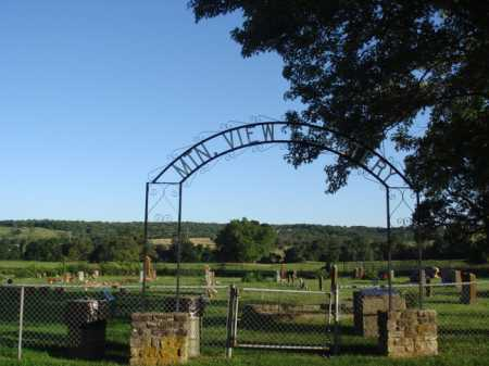 *MOUNTAIN VIEW CEMETERY GATE,  - Marion County, Arkansas |  *MOUNTAIN VIEW CEMETERY GATE - Arkansas Gravestone Photos