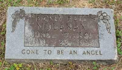 MULANAX, RICKY DALE - Marion County, Arkansas | RICKY DALE MULANAX - Arkansas Gravestone Photos