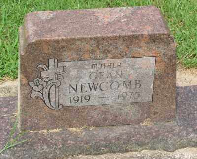 NEWCOMB, GEAN - Marion County, Arkansas | GEAN NEWCOMB - Arkansas Gravestone Photos