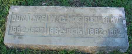 NOE, W. C. - Marion County, Arkansas | W. C. NOE - Arkansas Gravestone Photos
