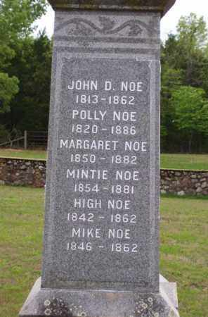 "NOE, HIRAM ""HIGH"" - Marion County, Arkansas 