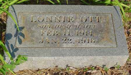 OTT, LONNIE WOODROW (SECOND STONE) - Marion County, Arkansas | LONNIE WOODROW (SECOND STONE) OTT - Arkansas Gravestone Photos