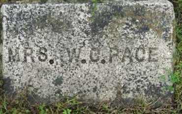 PACE, MARY EMILY - Marion County, Arkansas | MARY EMILY PACE - Arkansas Gravestone Photos