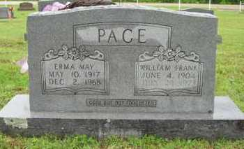 PACE, WILLIAM FRANK - Marion County, Arkansas | WILLIAM FRANK PACE - Arkansas Gravestone Photos