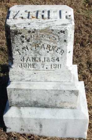 PARKER, T. N. - Marion County, Arkansas | T. N. PARKER - Arkansas Gravestone Photos