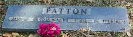 PATTON, JAMES R. - Marion County, Arkansas | JAMES R. PATTON - Arkansas Gravestone Photos