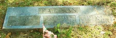 PATTON, INFANT - Marion County, Arkansas | INFANT PATTON - Arkansas Gravestone Photos