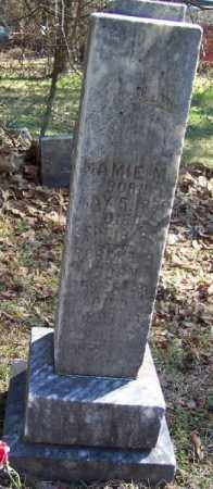 PATTON, MAMIE M. - Marion County, Arkansas | MAMIE M. PATTON - Arkansas Gravestone Photos