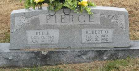 THOMPSON PIERCE, MALINDA BELLE - Marion County, Arkansas | MALINDA BELLE THOMPSON PIERCE - Arkansas Gravestone Photos