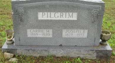"KING PILGRIM, CAROLYN M. ""CARRIE"" - Marion County, Arkansas 