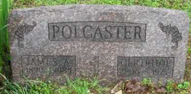 POLCASTER, JAMES A. - Marion County, Arkansas | JAMES A. POLCASTER - Arkansas Gravestone Photos