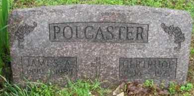 POLCASTER, JAMES A. - Marion County, Arkansas | JAMES A. POLCASTER - Arkansas Gravestone Photos