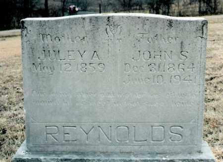 SPEARS REYNOLDS, JULIA ANN - Marion County, Arkansas | JULIA ANN SPEARS REYNOLDS - Arkansas Gravestone Photos