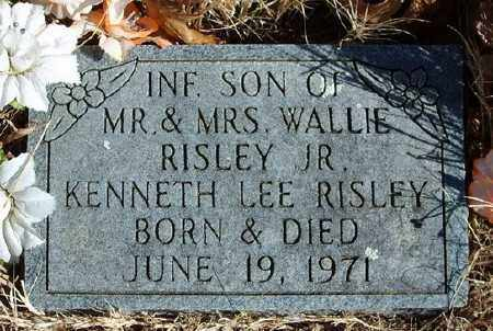 RISLEY, KENNETH LEE - Marion County, Arkansas | KENNETH LEE RISLEY - Arkansas Gravestone Photos