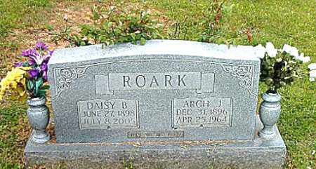 ESTES ROARK, DAISY - Marion County, Arkansas | DAISY ESTES ROARK - Arkansas Gravestone Photos