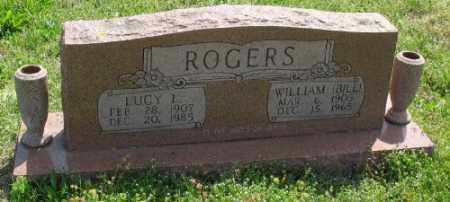 "ROGERS, WILLIAM ""BILL"" - Marion County, Arkansas 
