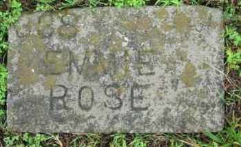 ROSE, EMMIE - Marion County, Arkansas | EMMIE ROSE - Arkansas Gravestone Photos