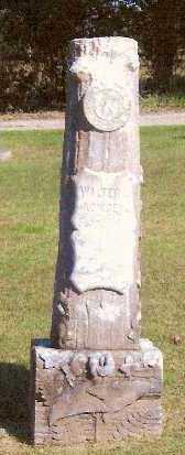 ROWDEN, WALTER L. - Marion County, Arkansas | WALTER L. ROWDEN - Arkansas Gravestone Photos