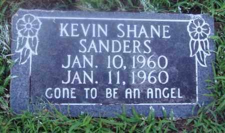 SANDERS, KEVIN SHANE - Marion County, Arkansas | KEVIN SHANE SANDERS - Arkansas Gravestone Photos