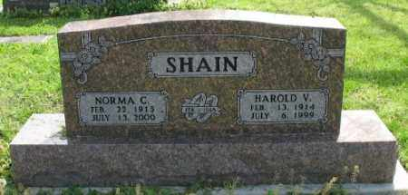 SHAIN, NORMA C. - Marion County, Arkansas | NORMA C. SHAIN - Arkansas Gravestone Photos