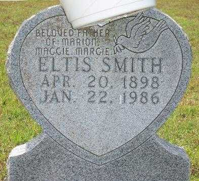 SMITH, ELTIS - Marion County, Arkansas | ELTIS SMITH - Arkansas Gravestone Photos