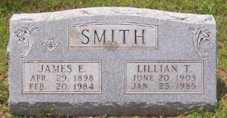 SMITH, JAMES E. - Marion County, Arkansas   JAMES E. SMITH - Arkansas Gravestone Photos