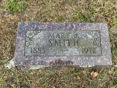 SMITH, MARY J. - Marion County, Arkansas | MARY J. SMITH - Arkansas Gravestone Photos