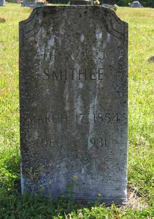 ANDERSON SMITHEE, THURZA JANE - Marion County, Arkansas | THURZA JANE ANDERSON SMITHEE - Arkansas Gravestone Photos