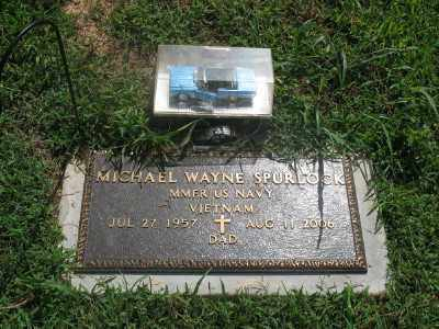 SPURLOCK (VETERAN VIET), MICHAEL WAYNE - Marion County, Arkansas | MICHAEL WAYNE SPURLOCK (VETERAN VIET) - Arkansas Gravestone Photos