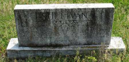 SULLIVAN, NUTE - Marion County, Arkansas | NUTE SULLIVAN - Arkansas Gravestone Photos